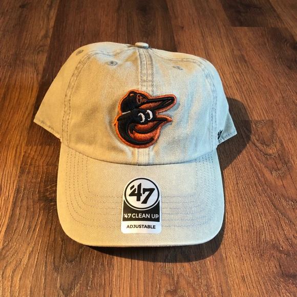 4761fb4baba Baltimore Orioles adjustable hat